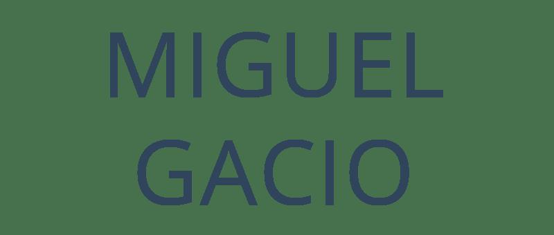 Miguel Gacio